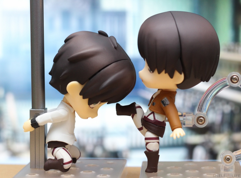 Nendoroid Levi - Step on Eren Side