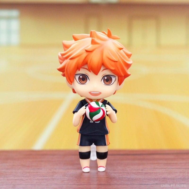 Nendoroid Hinata Shoyo - Holding Volleyball