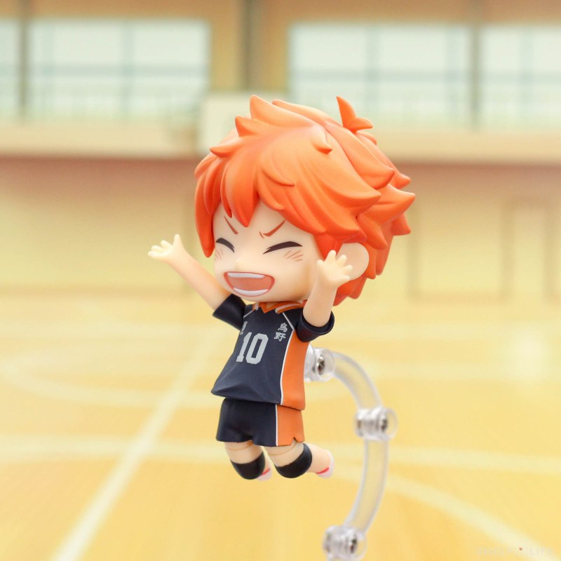 Nendoroid Hinata Shoyo - Super Happy