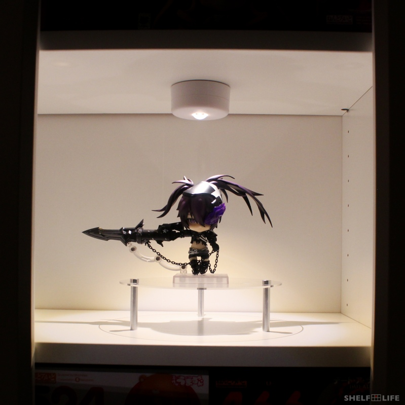 Insane Black Rock Shooter Display