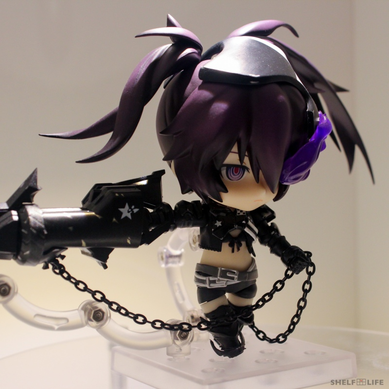 Insane Black Rock Shooter Nendoroid