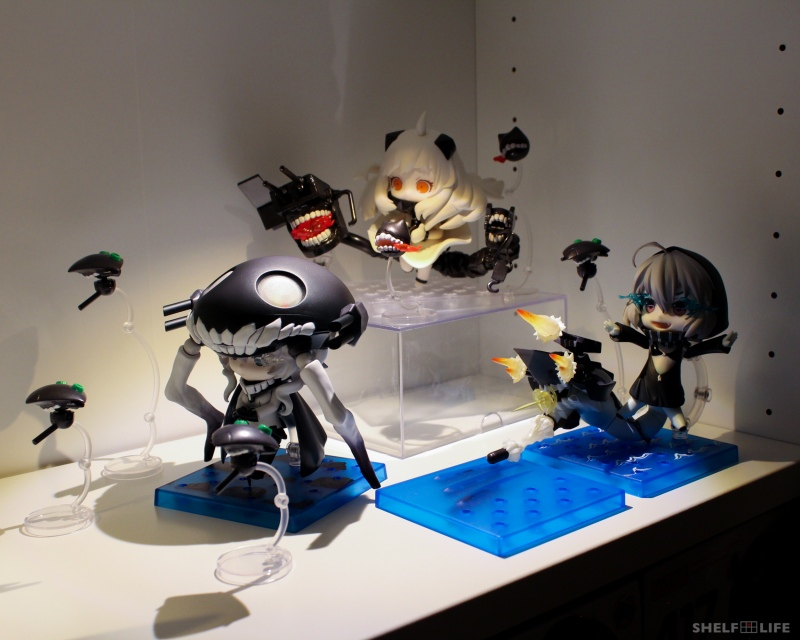 Kancolle Abyssal Enemy Fleet