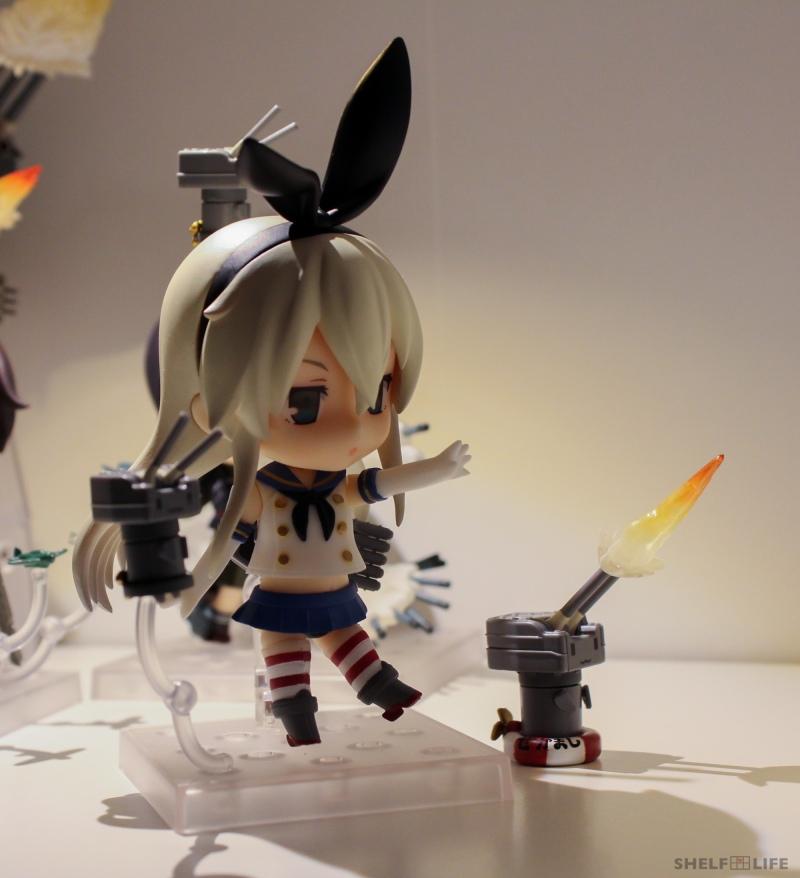 Shimakaze Nendoroid