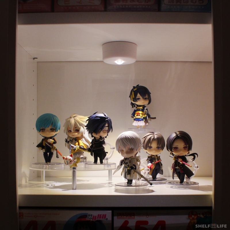 Touken Ranbu Display