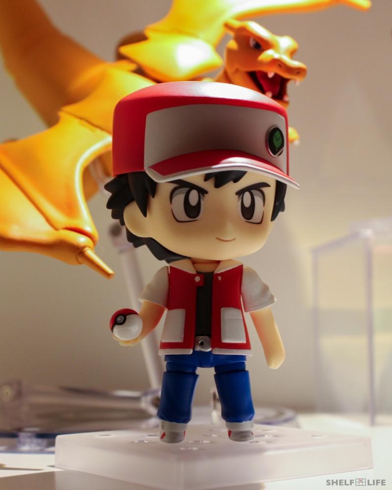 Red Nendoroid
