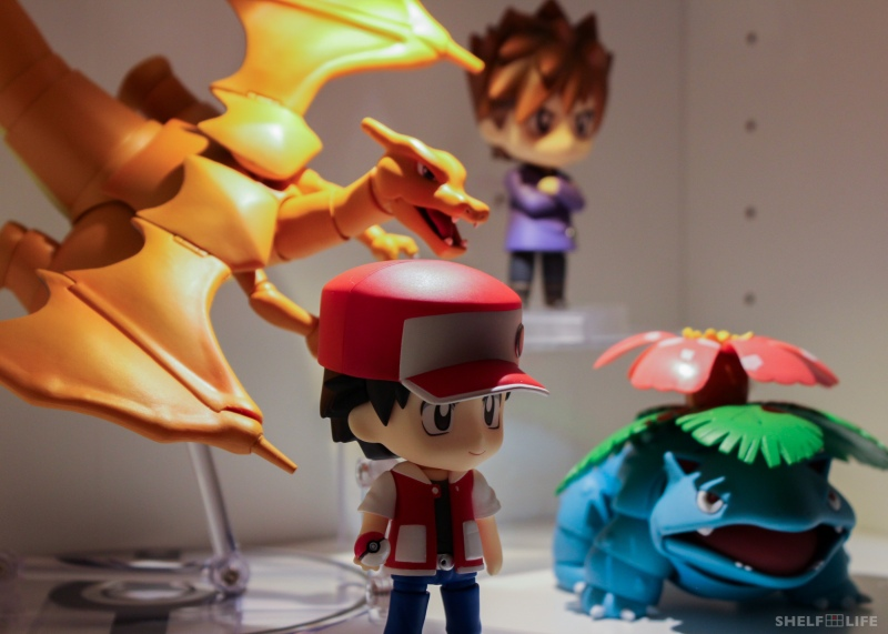 Pokemon Nendoroids